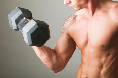Levanta peso para acelerar el metabolismo