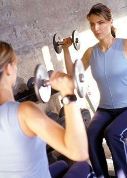 Consejos de entrenamiento para las mujeres
