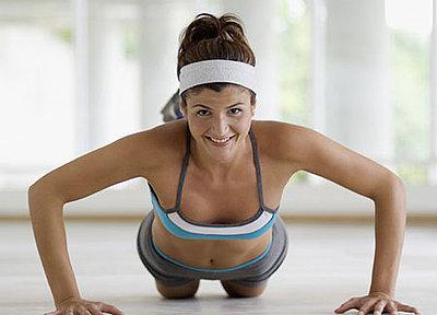 Ejercicios para desarrollar el músculo sin pesas