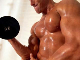 Ganar masa muscular es un proceso dificil