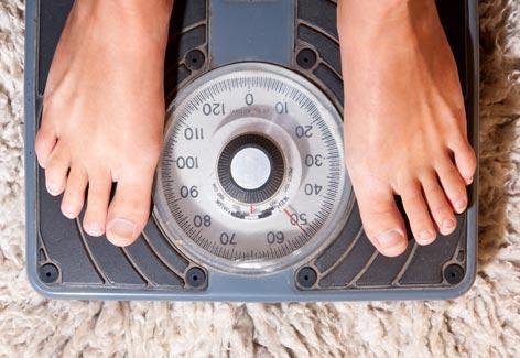 Aumentar de peso con ejercicio