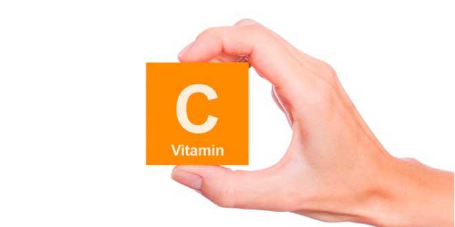 Vitamina C importancia
