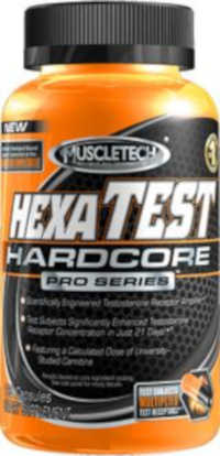 HexaTest de Muscletech