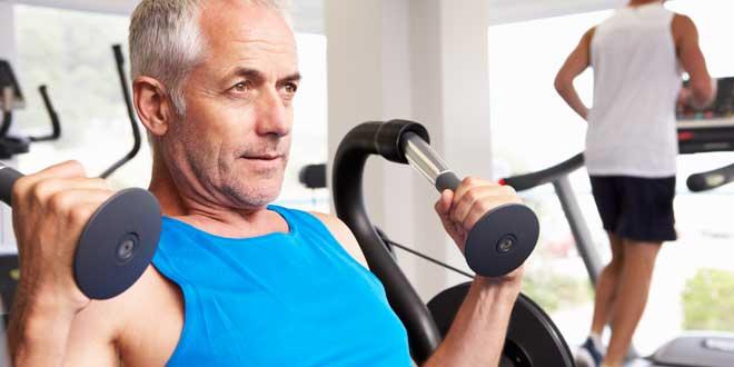 Suero de leche para el mantenimiento de la masa muscular