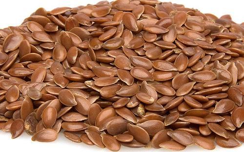 semillas de lino enteras