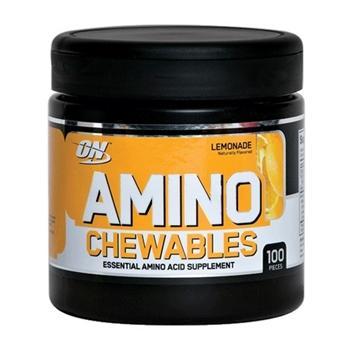 Amino Chewables de Optimum Nutrition
