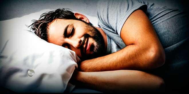 Es importante dormir bien para ganar masa muscular