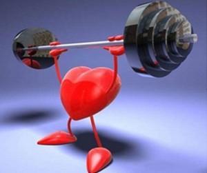 Resultado de imagen de corazon haciendo deporte