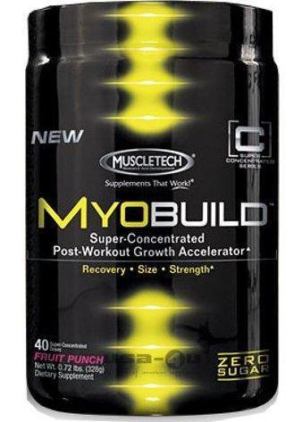 Myobuild de Muscletech