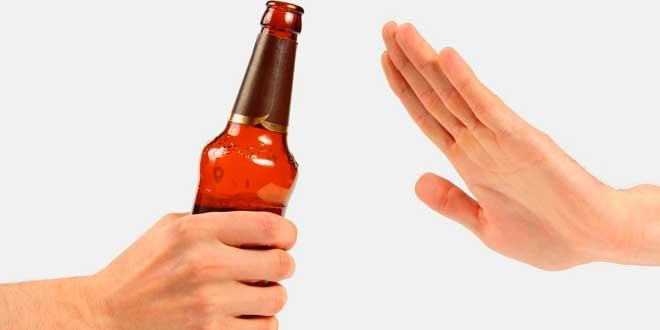 No Tomar Alcohol