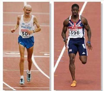 diferencias entre fibras musculares rapidas y lentas