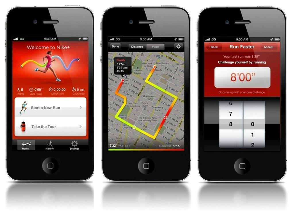 Las Mejores Aplicaciones (apps) Fitness para iPhone
