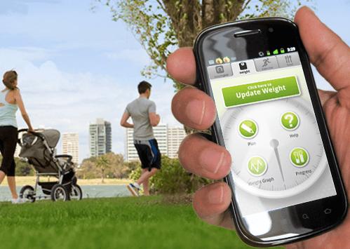 Aplicaciones fitness para android ¡Ponte en forma en 2012!
