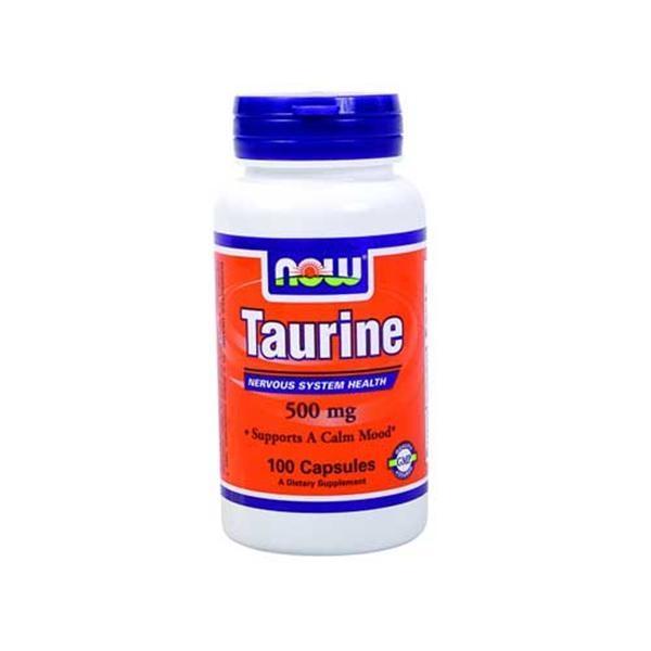 beneficios de taurina