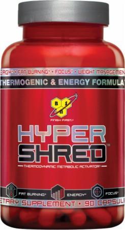 Hyper Shred de BSN