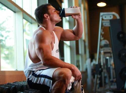 Suplementos para recuperarse después de entrenar