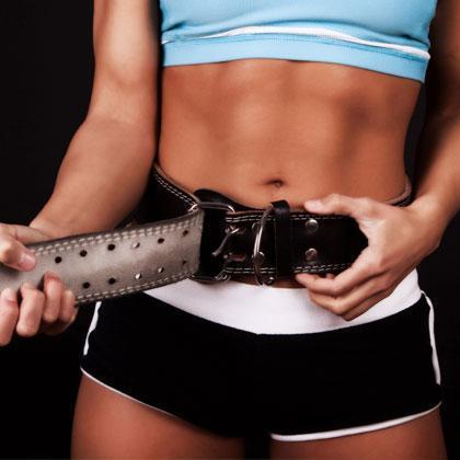 ventajas usar cinturon fitness