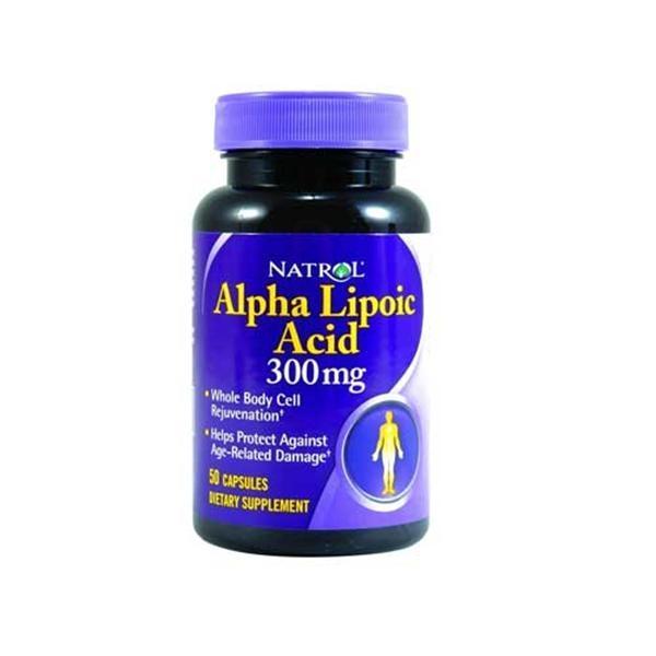 Ácido alfa lipoico (ALA) contra el envejecimiento