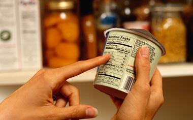 Aprende a interpretar bien la información nutricional