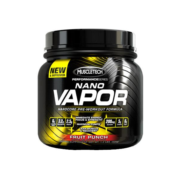 Nano Vapor Performance Series Muscletech
