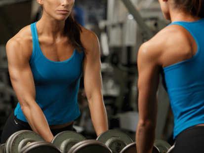 12 razones para entrenar con pesas