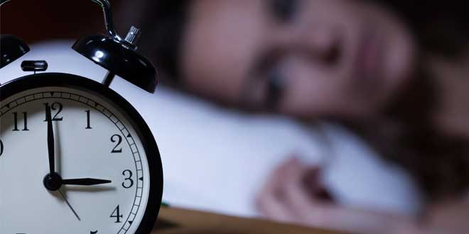 Problemas para Dormir