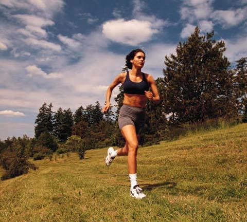 Running crossfit