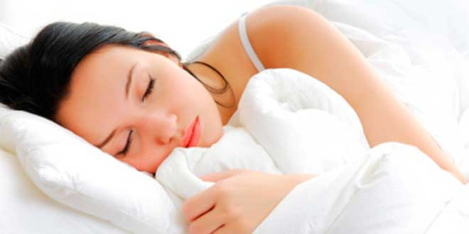 Dormir y perder peso