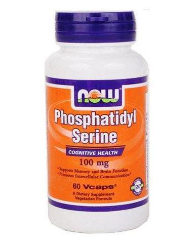 Propiedades de la Fosfatidilserina