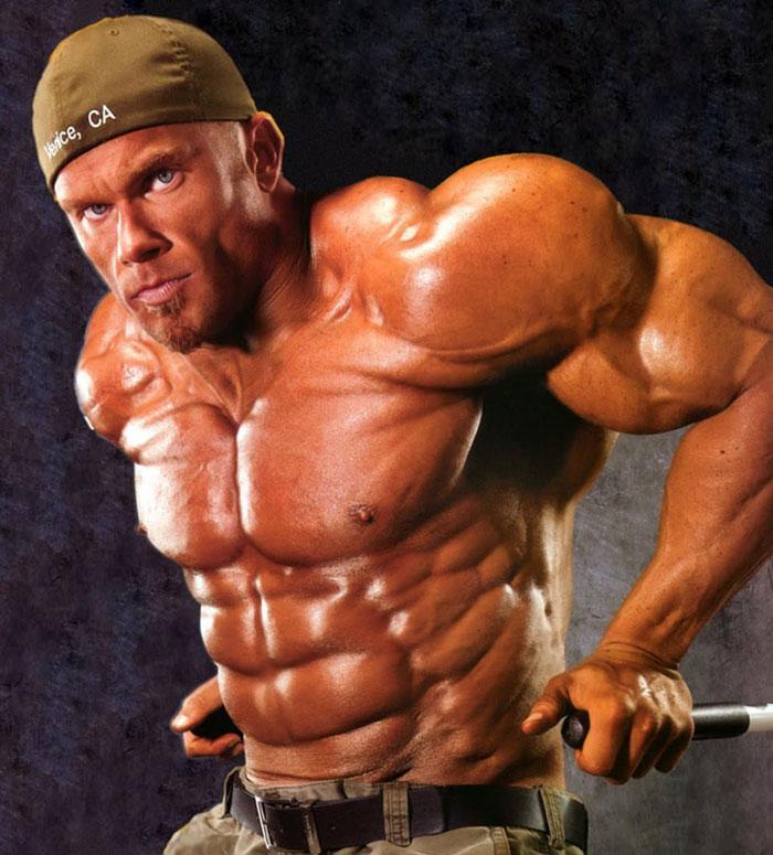 Principios para Construir Músculo. Parte 1