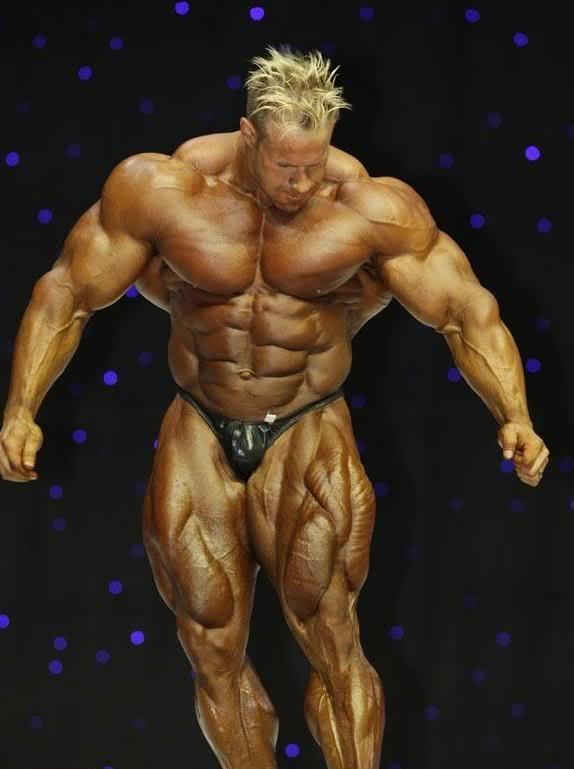 Principios para Construir Músculo. Parte 2