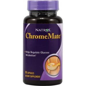 Polinicotinato de Cromo: ChromeMate®