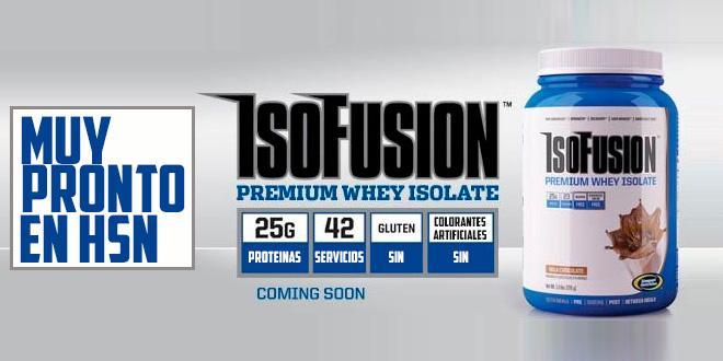 Nueva Isofusion Protein Whey Isolate