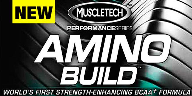 Nuevo amino build muscletech