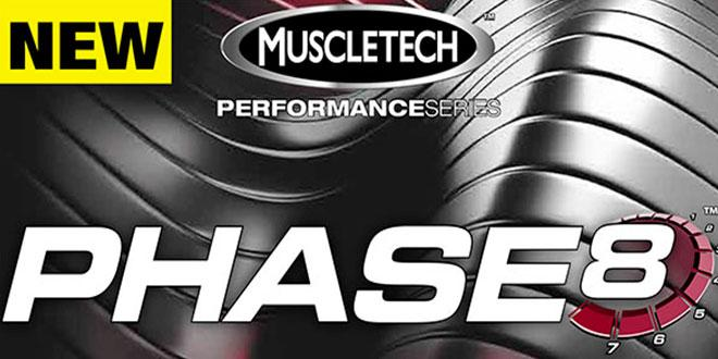 New Phase8 de muscletech