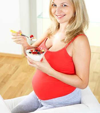 Vitaminas para el embarazo