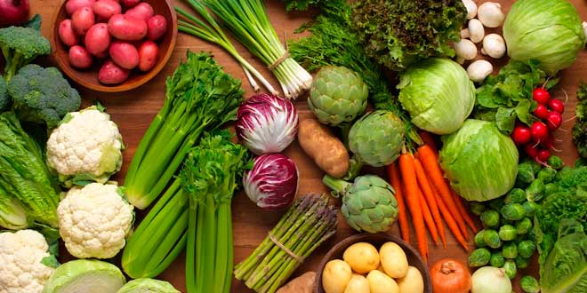 Verduras Frescas
