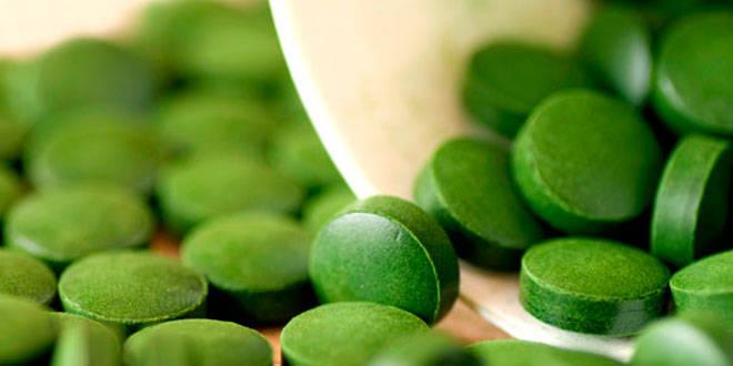Alga Chlorella, eficaz para desintoxicar el organismo