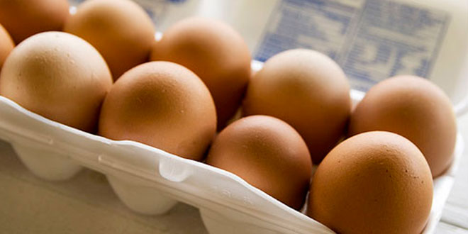 Algunos datos interesantes acerca de los huevos
