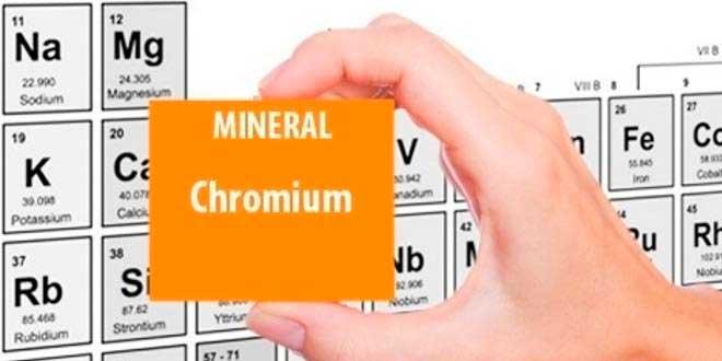 Mis suplementos en definición: el picolinato de cromo (IV)