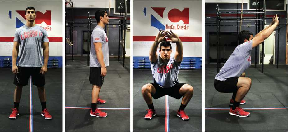 CrossFit Nación Box: MOVIMIENTOS