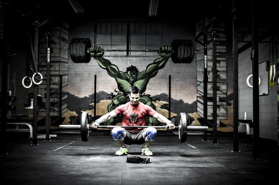 Crossfit, movimientos olímpicos (ii)