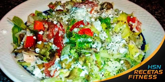 Receta ensalada fría con arroz basmati