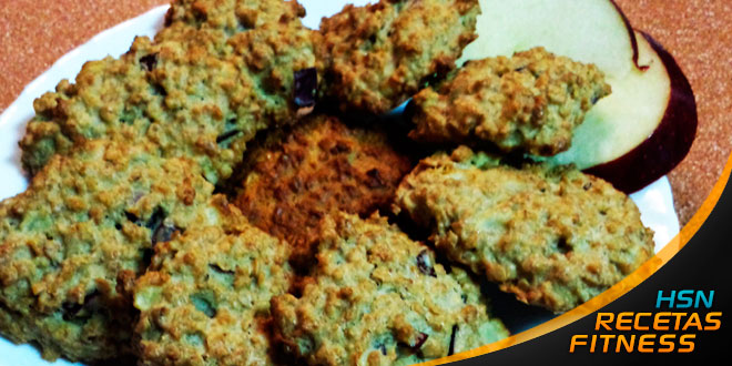 Receta galletas de avena fitness | HSN Blog