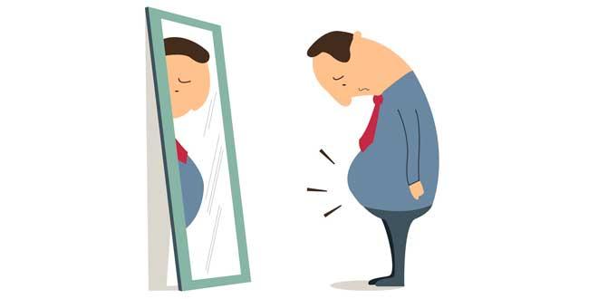 Estrés y acumulación de grasa abdominal