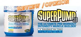 Superpump 3.0 Gaspari Nutrition – Review