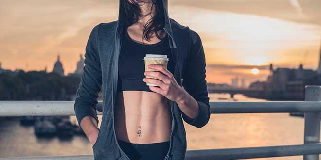 Cafeina mejora rendimiento y perdida de grasa