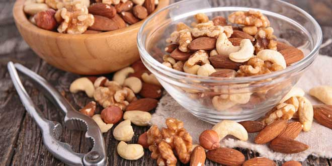 Frutos Secos - Proteína Vegetal