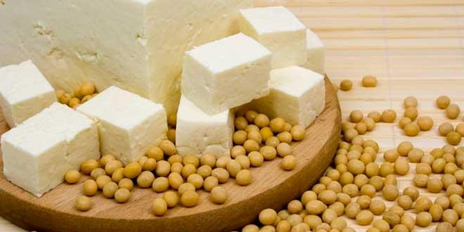 Soja y Tofu mejores fuentes de proteína vegetal