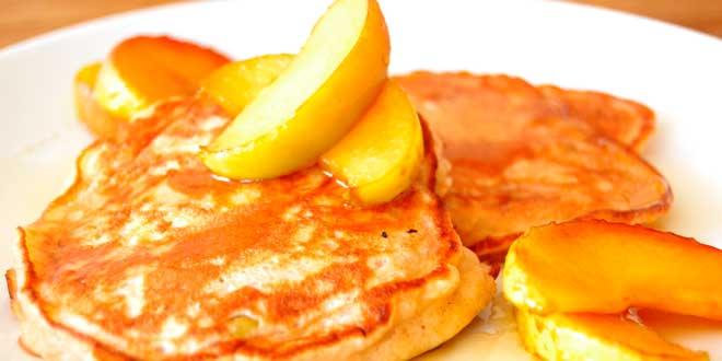 tortitas-con-manzana